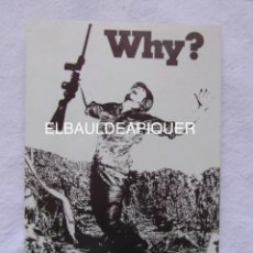 Postales: CP358 - WHY EXCL. FRANCE DELTA PRODUCTIONS. Lote 151829426