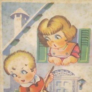 1951 Ilustrada por Fariñas. Serie 957
