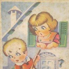 Postales: 1951 ILUSTRADA POR FARIÑAS. SERIE 957. Lote 151878350