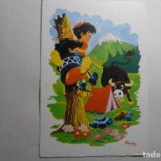 Postales: POSTAL HUMOR-DIBUJO FRUCTU --CIRCULADA. Lote 152756254