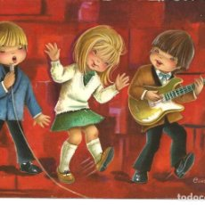 Postales: POSTAL CONSTANZA - GRUPO MUSICAL - AÑO 1967. Lote 154475882