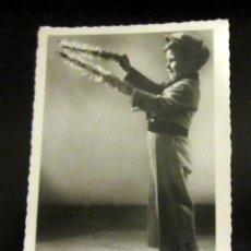 Postales: POSTAL ANTIGUA ESPAÑA POST CARD NIÑO TORERO . Lote 156771478