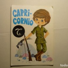 Postales: POSTAL HOROSCOPO CAPRICORNIO . Lote 158143130