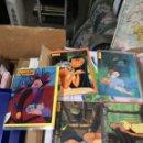 Postales: COLECCION 5 TARJETAS POSTAL CARTA. SERIE POCAHONTAS CARTORAMA AÑO 1991. Lote 160640334