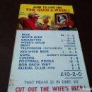 Postales: POST CARD BAMFORTH CO B LTD COMIC SERIES, Nº 1430 CIRCULADA 1960. Lote 160655278