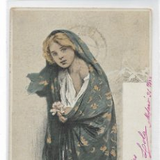 Postales: JOSEP MARIA TAMBURINI - SERIE FELICES PASCUAS - ED. LLUIS BARTRINA - P29064. Lote 162208894
