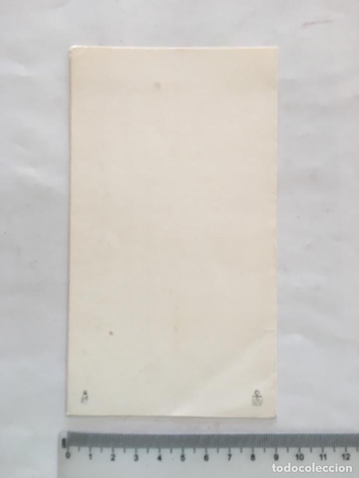 Postales: POSTAL. FELICITACIÓN NAVIDAD. DIPTICO. ILUSTRACIÓN FERRANDIZ. SUBÍ. H. 1970?. - Foto 2 - 165010493
