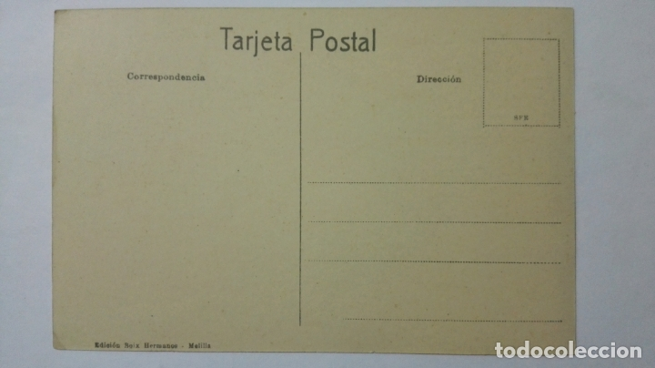 Postales: ANTIGUA POSTAL HUMORISTICA, ESCENA MORUNA, EDICION BOIX HERMANOS, MELILLA - Foto 2 - 165198106