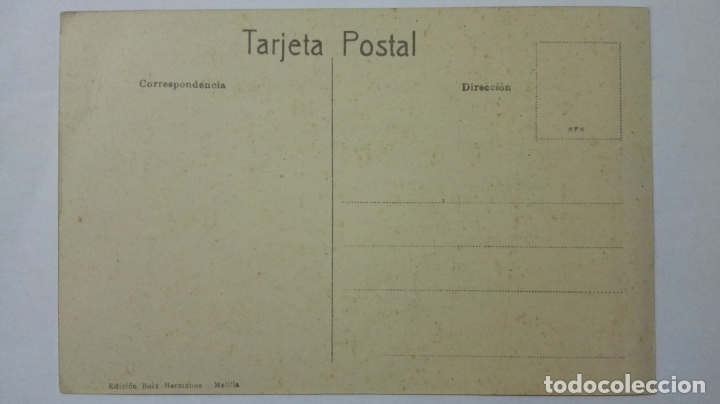Postales: ANTIGUA POSTAL HUMORISTICA, QUERER TABACO, EDICION BOIX HERMANOS, MELILLA - Foto 2 - 165198306