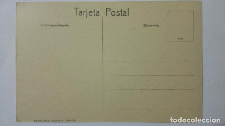 Postales: ANTIGUA POSTAL HUMORISTICA, JEFE DE CABILA, EDICION BOIX HERMANOS, MELILLA - Foto 2 - 165198906