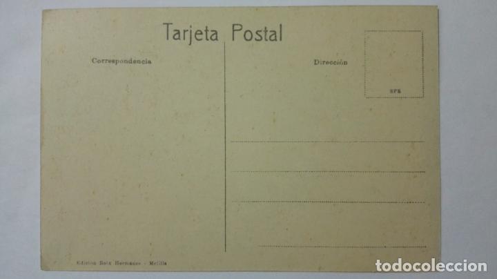 Postales: ANTIGUA POSTAL HUMORISTICA, PROFESORA EN TANGO, EDICION BOIX HERMANOS, MELILLA - Foto 2 - 165201006