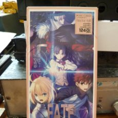 Postales: CAJA CON 29 POSTALES O DREAM POST CARDS MAS UN STICKER DE PEGATINAS DE FATE STAY NIGHT. Lote 166026086