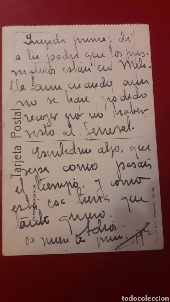 Postales: Padre Cariñoso ..Boix Hermanos Melilla - Foto 2 - 166319844