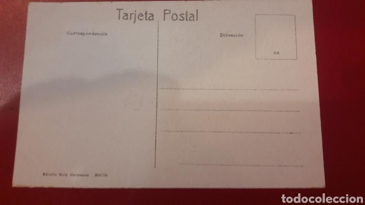 Postales: Fantasía Mora Edi.Boix Hermanos Melilla - Foto 2 - 166320026