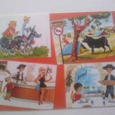Postales: POSTAL: N :240 ESPAÑA.ED SAVIR.CIRCULADA 1973.. Lote 166948000