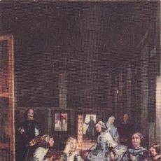 Postales: N1 49 LAS MENINAS VELÁZQUEZ MUSEO DEL PRADO MADRID (SIN CIRCULAR) . Lote 167599292