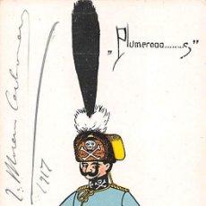 Postales: TARJETA POSTAL DE ARCADIO MORALEDA. Lote 168689888