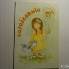 Postales: POSTAL HOROSCOPO .-CAPRICORNIO CIRCULADA. Lote 168945352