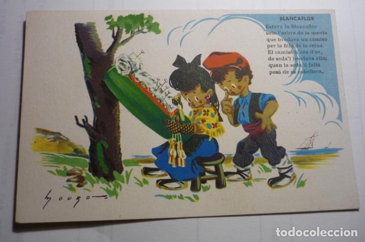 POSTAL CATALAN -EDIC.COLON -DIBUJO (Postales - Dibujos y Caricaturas)
