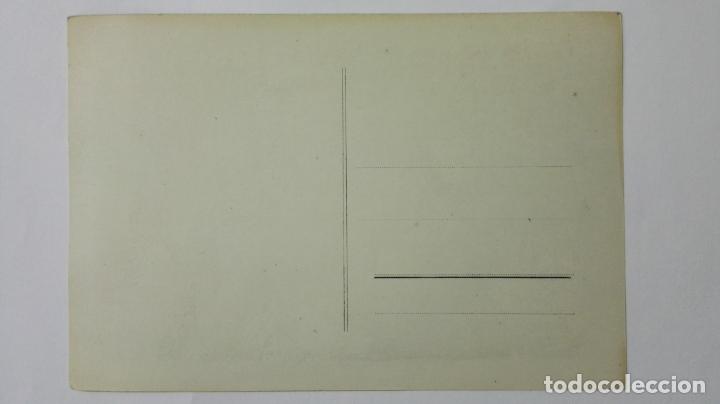 Postales: POSTAL ILUSTRADA DIBUJO AMELIA RE, TETUAN, AÑOS 50, SIN CIRCULAR - Foto 2 - 169185148