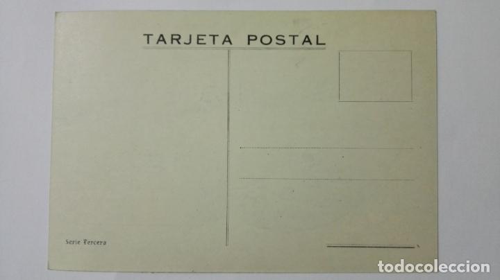 Postales: POSTAL ILUSTRADA DIBUJO AMELIA RE, TETUAN, SERIE TERCERA, AÑOS 50, SIN CIRCULAR - Foto 2 - 169185260