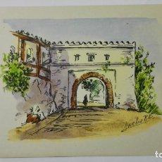 Postales: POSTAL ILUSTRADA DIBUJO AMELIA RE, TETUAN, SERIE TERCERA, AÑOS 50, SIN CIRCULAR. Lote 169185320