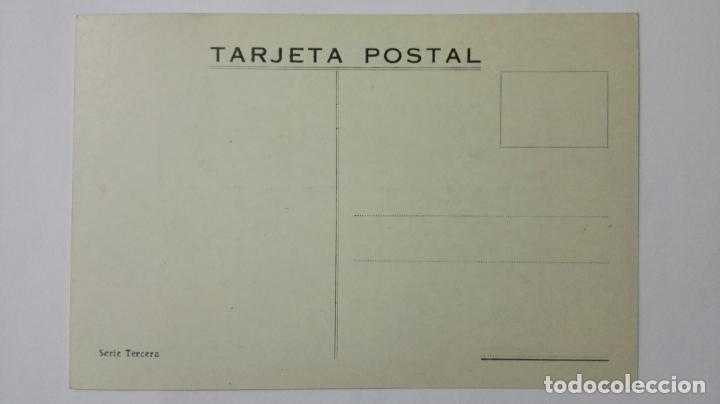 Postales: POSTAL ILUSTRADA DIBUJO AMELIA RE, TETUAN, SERIE TERCERA, AÑOS 50, SIN CIRCULAR - Foto 2 - 169185360