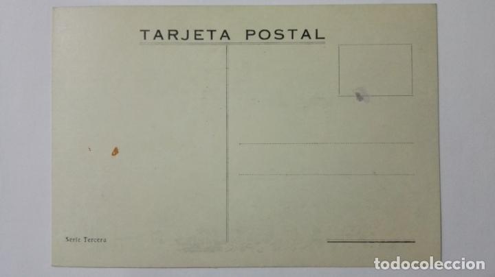 Postales: POSTAL ILUSTRADA DIBUJO AMELIA RE, TETUAN, SERIE TERCERA, AÑOS 50, SIN CIRCULAR - Foto 2 - 169185692