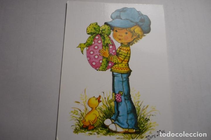 POSTAL DIBUJO MARY MAY 289-4 CIRCULADA (Postales - Dibujos y Caricaturas)