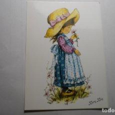 Postales: POSTAL NIÑA CAMPO -DIBUJO MARY MAY . Lote 169823284