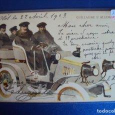 Postales: (PS-61357)POSTAL DE GUILLERMO II DE ALEMANIA. Lote 171164250