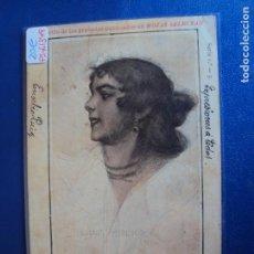 Postales: (PS-61349)POSTAL MUESTRA DE LOS GRABADOS PUBLICADOS EN HOJAS SELECTAS-MIRAR REVERSO. Lote 171165335
