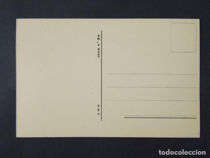 Postales: BONITA POSTAL LUSTRADA - HUERTANOS DE VUELTA DEL MIGUELET - CMB SERIE 94 ... L128 - Foto 2 - 171192538