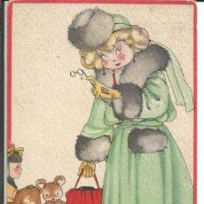 Postales: POSTAL MARIA CLARET - MARI PEPA SERIE G - VALVERDE. Lote 171231768