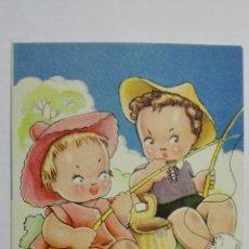 Postales: POSTAL, TERESITA DEPORTISTA, SERIE Nº 17 - ESTAMPERIA RAM. Lote 171424374