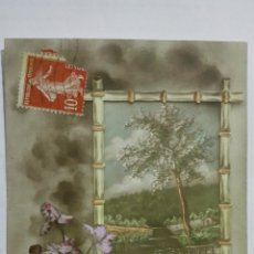Postales: POSTAL FRANCESA, BONNE ANNEE. Lote 171429574