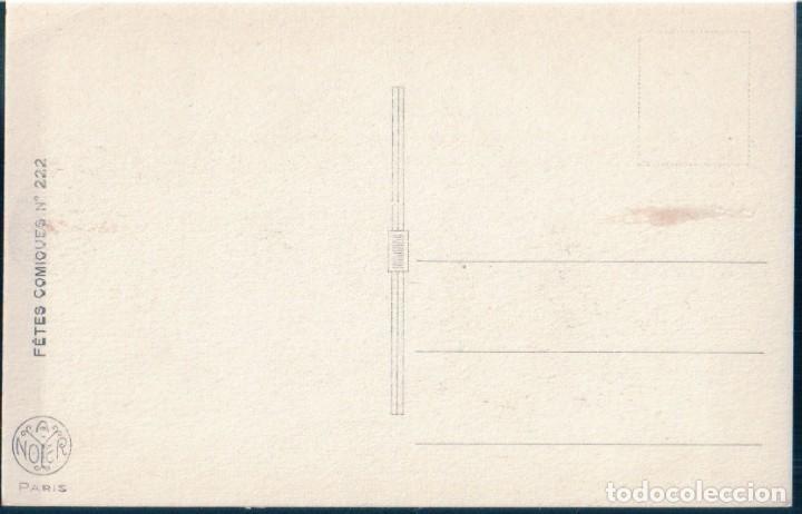 Postales: POSTAL DIBUJO VIVE STE CECILE - NOYER - FETES COMIQUES 222 - DIBUJO HUMOR - Foto 2 - 171434335