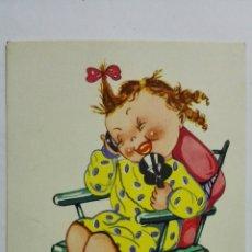 Postales: POSTAL, Y SERA DE PLEXIGLAS, SERIE 14, Nº 9, AÑO 1940. Lote 171527572