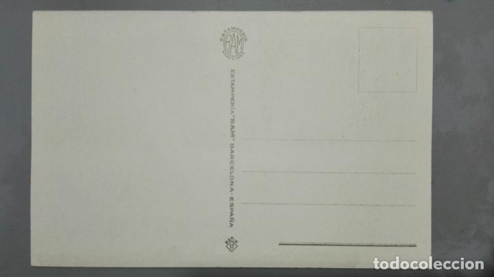Postales: POSTAL, TERESITA DEPORTISTA, PRACTICA LA EQUITACION QUE LA LLENA DE EMOCION AÑOS 40 - Foto 2 - 171603239