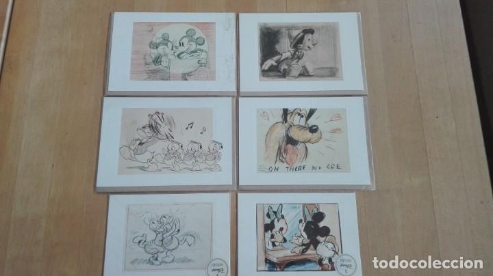 Postales: LOTE 16 POSTALES DISNEY. - Foto 3 - 172365578