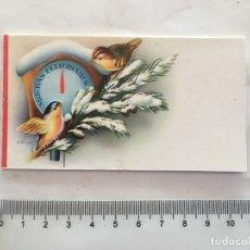 Postales: FELICITACIÓN NAVIDAD. TRÍPTICO. ILUSTRACIÓN C. VIVES. C. Y Z., H. 1950?.. Lote 173650114