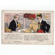Postales: SATURNINO CALLEJA - ANUNCIOS MÁGICOS.. Lote 175129439