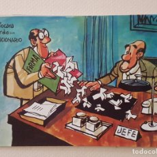 Postales: MINGOTE POSTAL ILUSTRACION. Lote 176105820