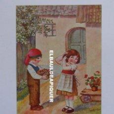 Postales: POSTAL DE NIÑOS Nº 1470. IDIL·LIS INFANTILS. EDICIONES VICTORIA. SIN CIRCULAR. CCTT. Lote 176375618