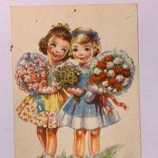 Postales: POSTAL ILUSTRADA EDITORIAL ARTIGAS SERIE 3061. ESCRITA.. Lote 177046014