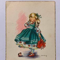 Postales: POSTAL ILUSTRADA J.B.R.B 61. ESCRITA 1956. . Lote 177046102
