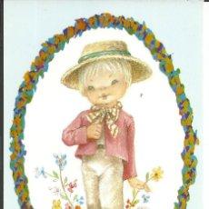 Postales: POSTAL NURIA BARÓ (NUCO) - CYZ 6030-D . Lote 177740364