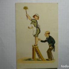 Postales: POSTAL HUMOR ESCRITA . Lote 178627698