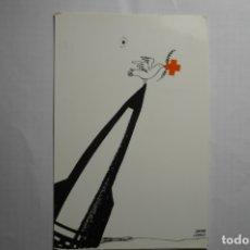 Postales: POSTAL CRUZ ROJA -COLECCION CHUMY CHUMEZ - CIRCULADA. Lote 178741896