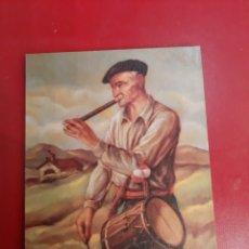 Postales: POSTAL VASCA FOURNIER VICTORIA. Lote 179169598